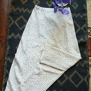 Oak + Fort Polka-dot Skirt